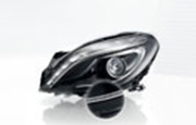 Mercedes-Benz genuine headlamps