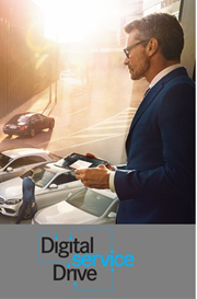 Mercedes-Benz Digital Service Drive