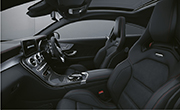 Mercedes c43 AMG - Driver's Seat electrically Adjustable with memory function