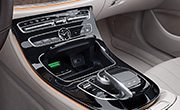 The Mercedes-AMG E 63 S 4MATIC+ feature - Wireless charging system