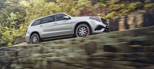 Mercedes-AMG GLS 63 4MATIC.