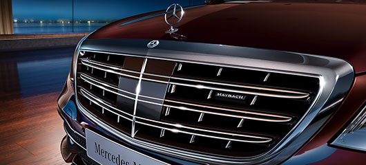 Mercedes S Maybach